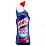 WC-gel Harpic 100% ontkalkend 750ml